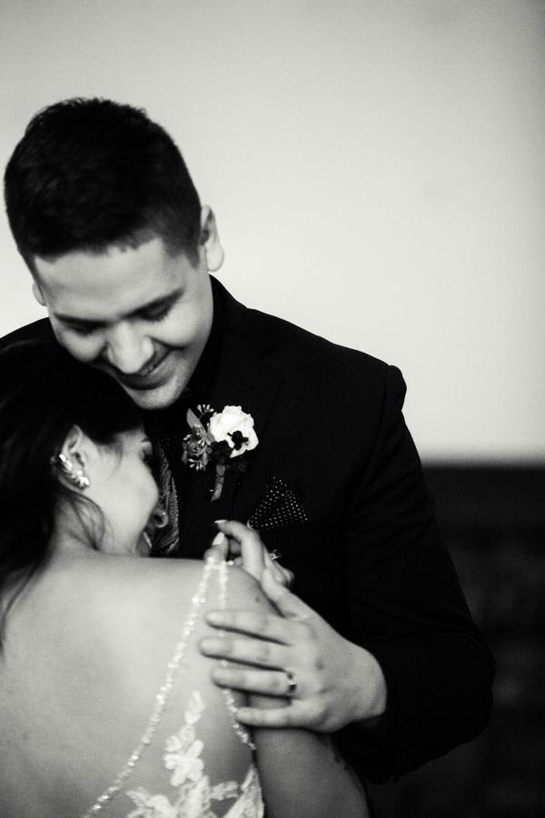 Revolution Brewing Chicago Wedding Ebby L Photography