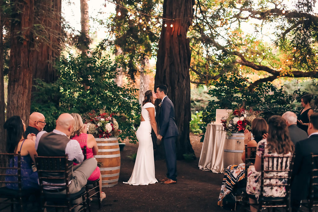 Wedicity Wine Country Wedding at Beringer Estate
