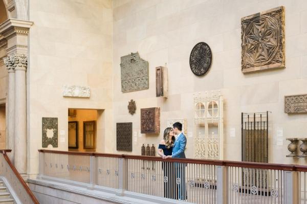 Art Institute of Chicago Engagement Session Nicole Jansma (3)