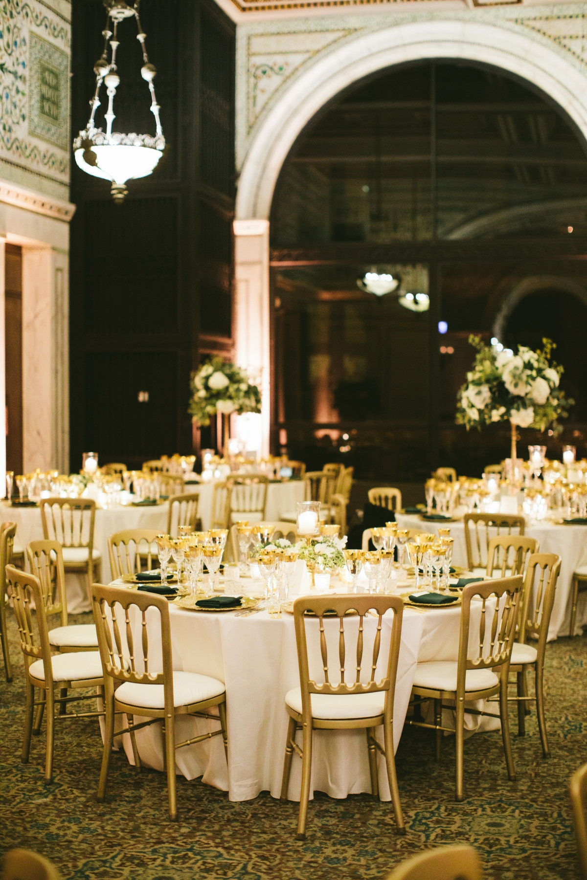 Chicago Cultural Center Wedding