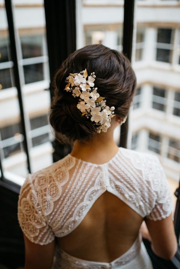 Chicago Rainy Day Loft Wedding Jayne Weddings (11)
