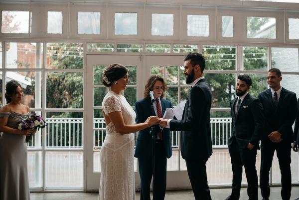 Chicago Rainy Day Loft Wedding Jayne Weddings (24)