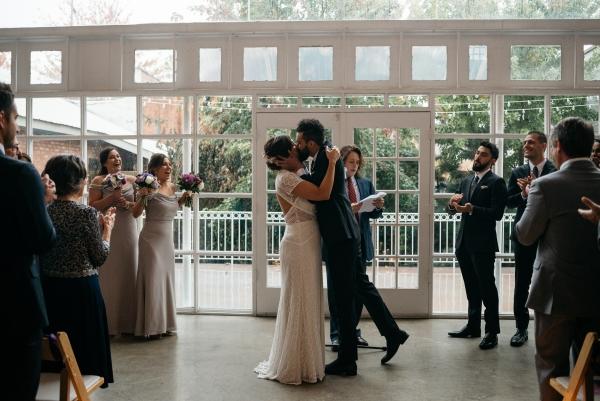 Chicago Rainy Day Loft Wedding Jayne Weddings (25)