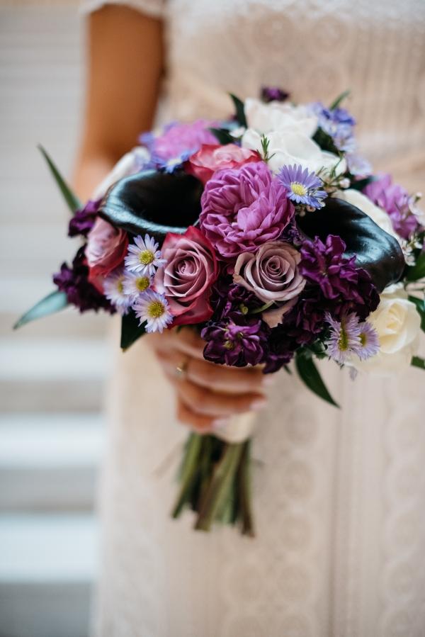 Chicago Rainy Day Loft Wedding Jayne Weddings (6)