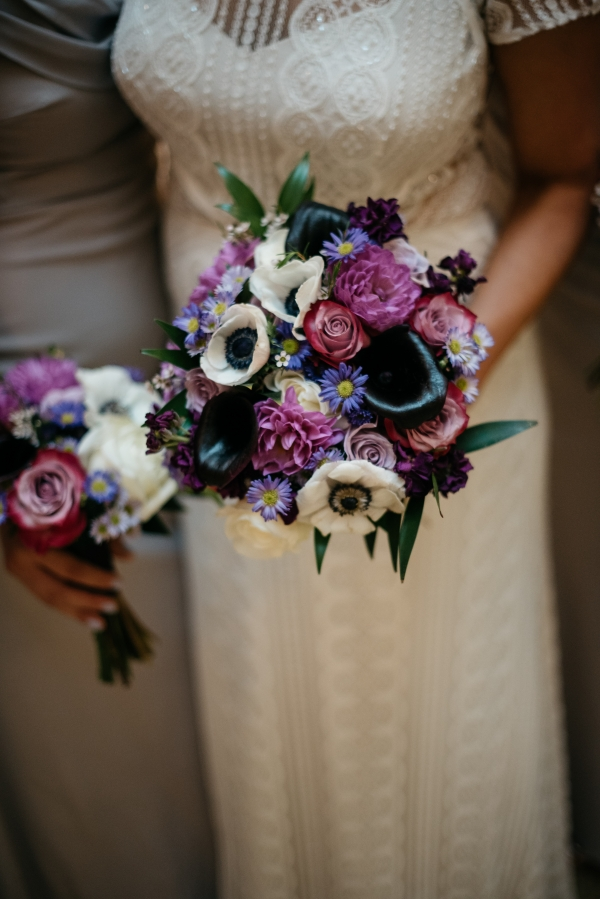Chicago Rainy Day Loft Wedding Jayne Weddings (8)