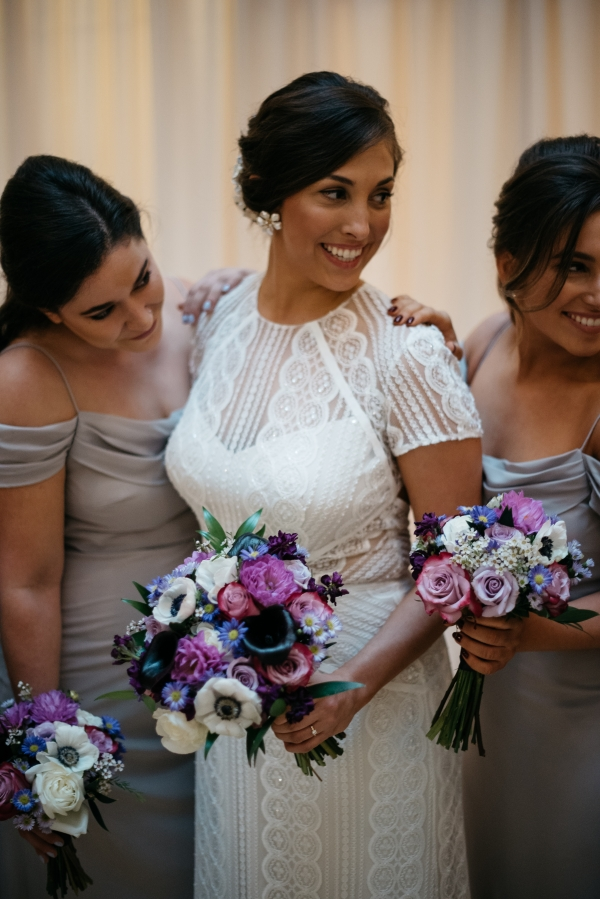 Chicago Rainy Day Loft Wedding Jayne Weddings (9)