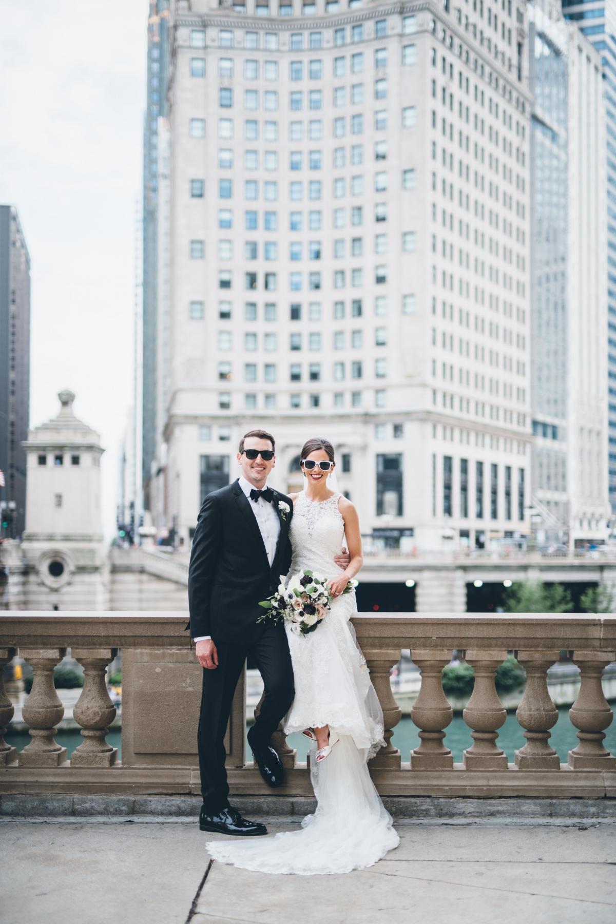 Chicago Wedding Montgomery Club 46
