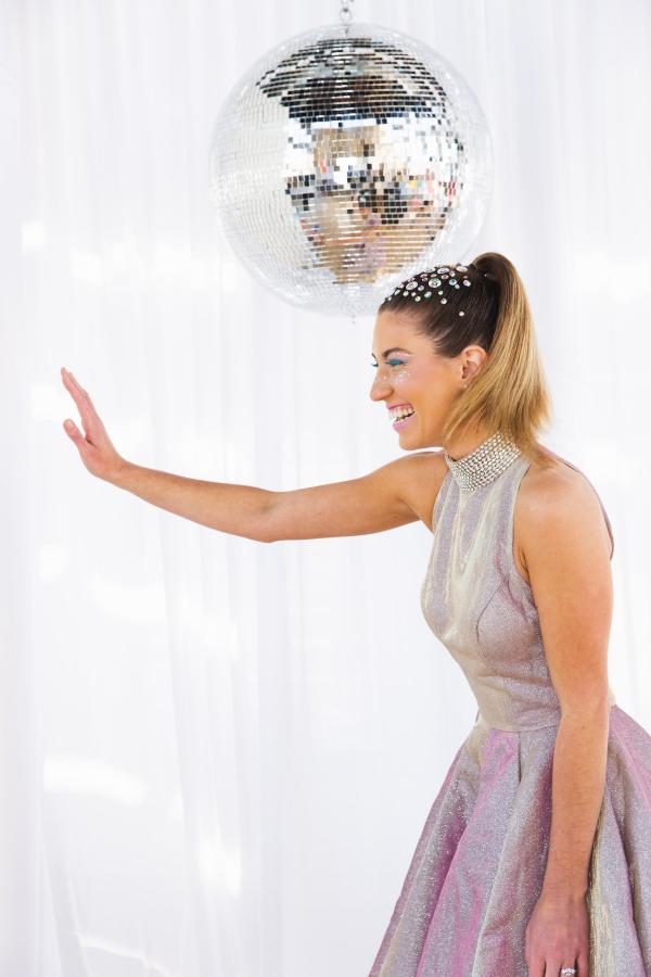 Colorful Iridescent Futuristic Chicago Wedding Inspiration (54)