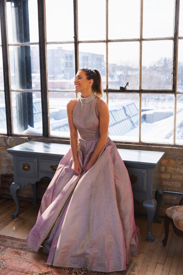 Colorful Iridescent Futuristic Chicago Wedding Inspiration (68)