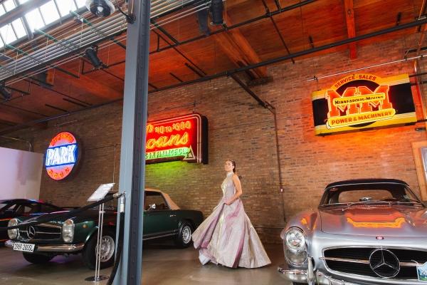 Colorful Iridescent Futuristic Chicago Wedding Inspiration (70)