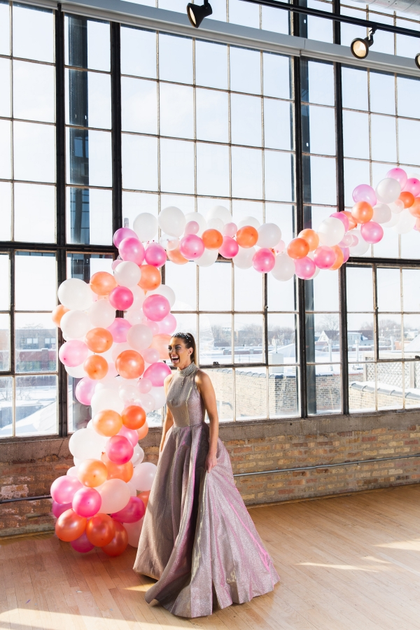 Colorful Iridescent Futuristic Chicago Wedding Inspiration (76)