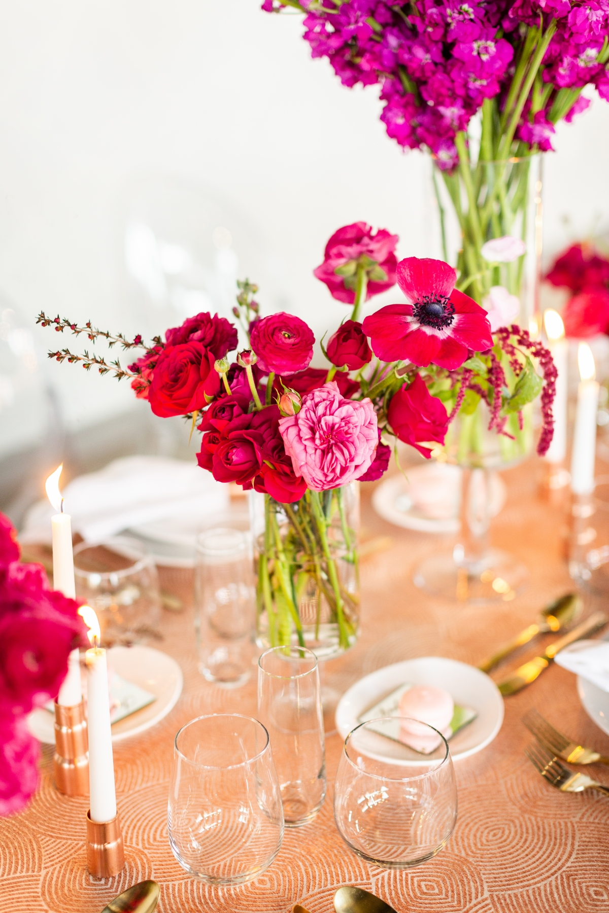 Edgy Romance Chicago Wedding Inspiration Alexandra Lee Photography Lakeshore in Love 125