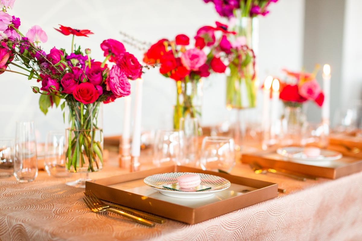 Edgy Romance Chicago Wedding Inspiration Alexandra Lee Photography Lakeshore in Love 171
