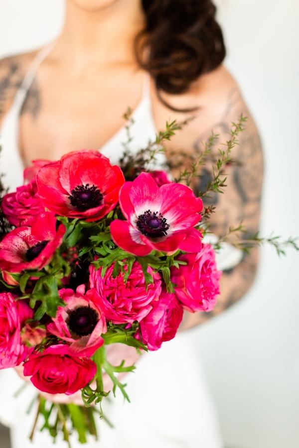 Edgy Romance Chicago Wedding Inspiration Alexandra Lee Photography Lakeshore in Love (184)