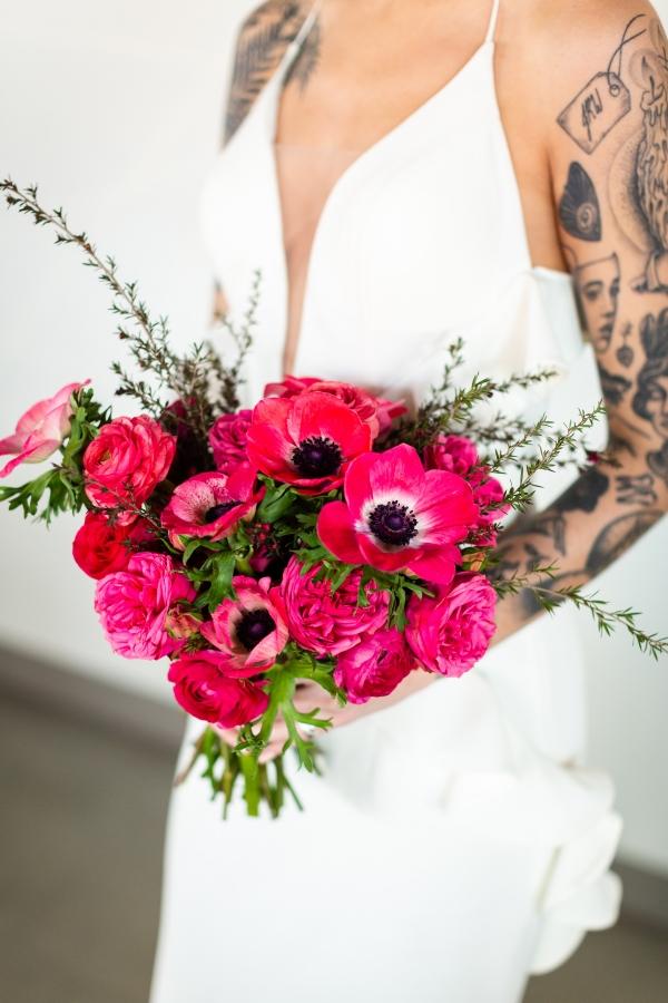 Edgy Romance Chicago Wedding Inspiration Alexandra Lee Photography Lakeshore in Love (190)