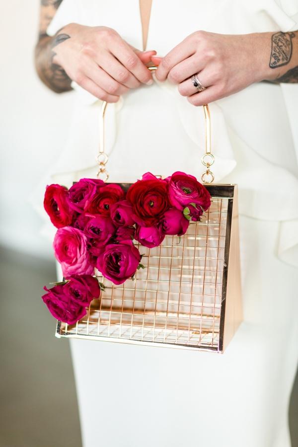 Edgy Romance Chicago Wedding Inspiration Alexandra Lee Photography Lakeshore in Love (205)
