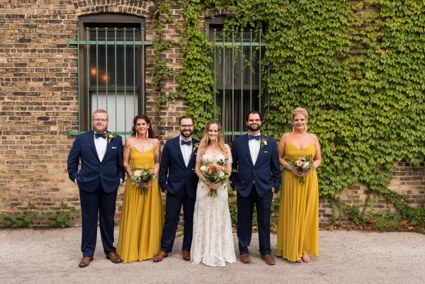 Firehouse Chicago Wedding Ashley Hamm (11)