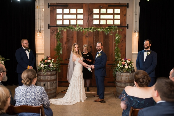 Firehouse Chicago Wedding Ashley Hamm (28)