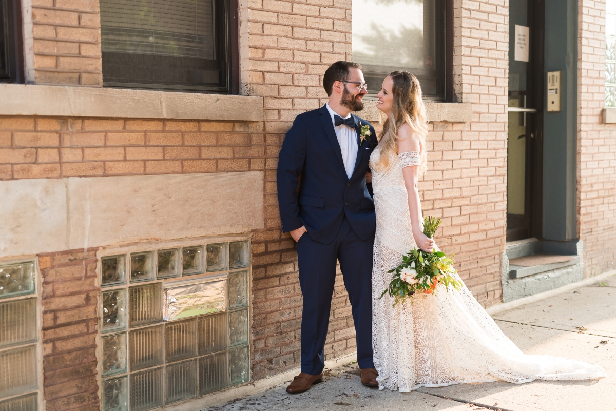 Firehouse Chicago Wedding Ashley Hamm 32