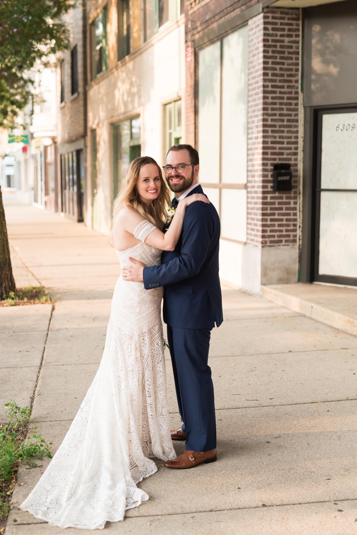 Firehouse Chicago Wedding Ashley Hamm 34
