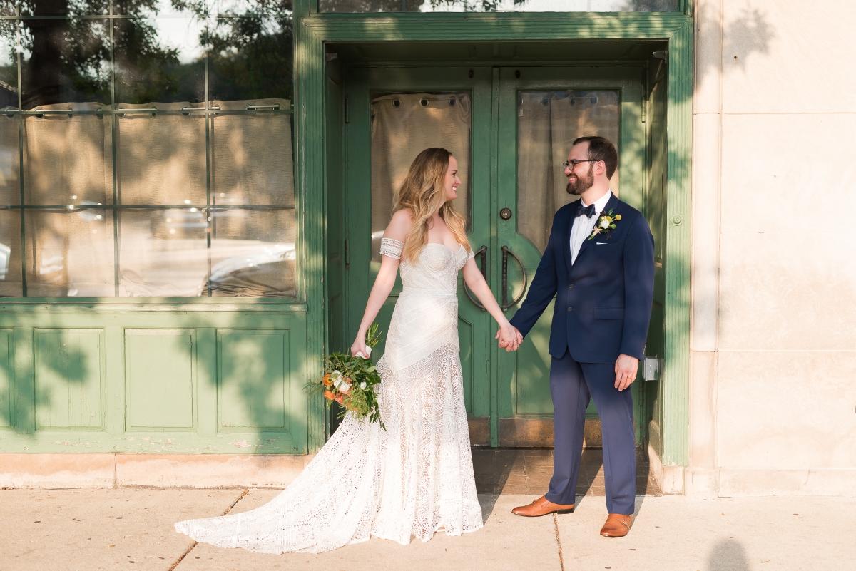 Firehouse Chicago Wedding Ashley Hamm 35