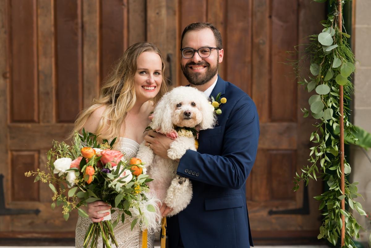 Firehouse Chicago Wedding Ashley Hamm 38