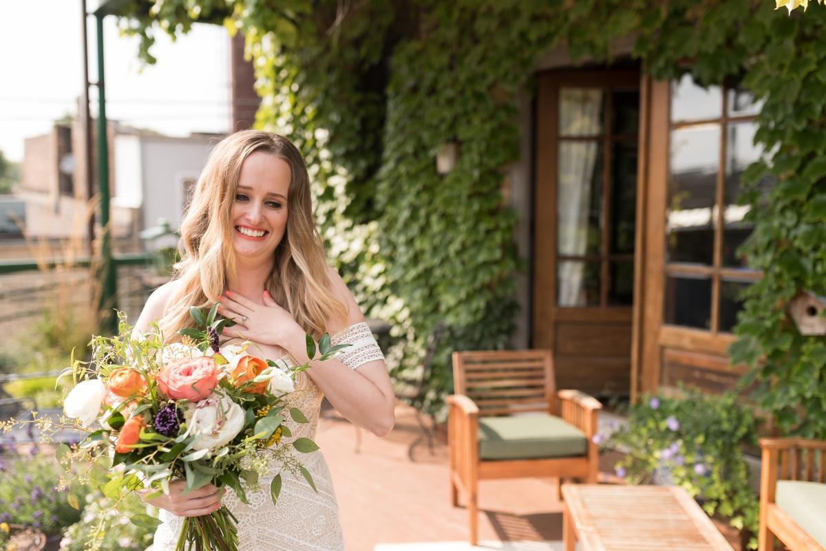 Firehouse Chicago Wedding Ashley Hamm 5
