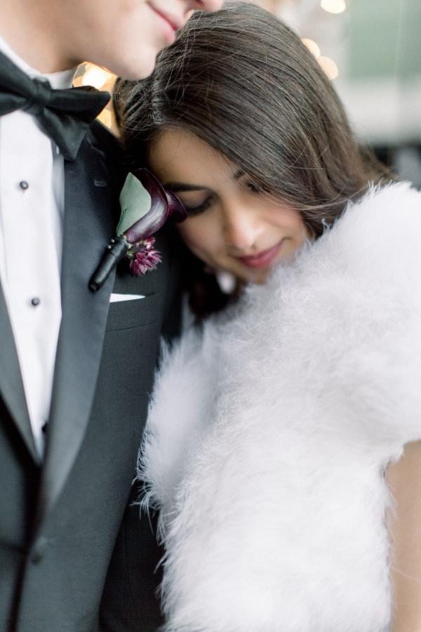Fuchsia and Plum Chicago Jewel Tone Wedding Inspiration Lisa Hufford (43)