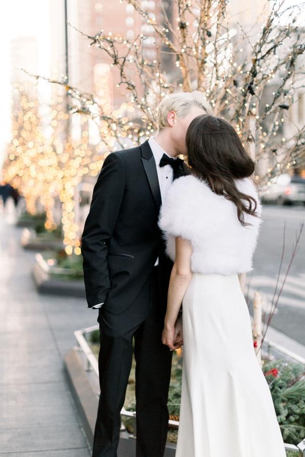 Fuchsia and Plum Chicago Jewel Tone Wedding Inspiration Lisa Hufford (44)