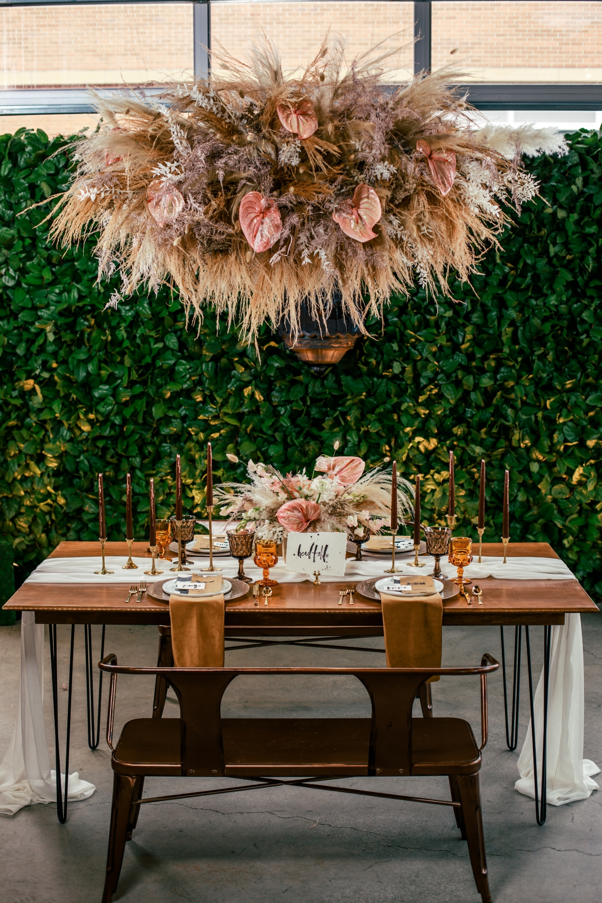 Lush Fantasy Chicago Wedding Inspiration Lakeshore in Love Tuan B 23