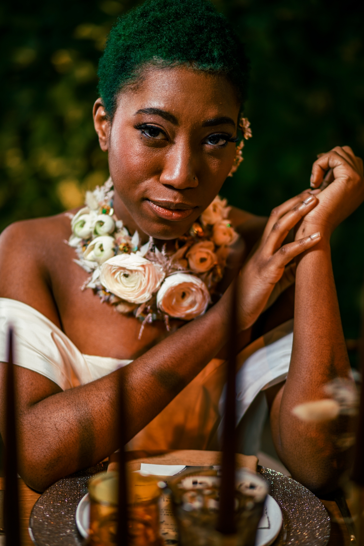 Lush Fantasy Chicago Wedding Inspiration Lakeshore in Love Tuan B 4