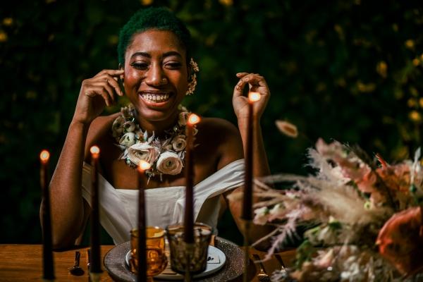 Lush Fantasy Chicago Wedding Inspiration Lakeshore in Love Tuan B (5)