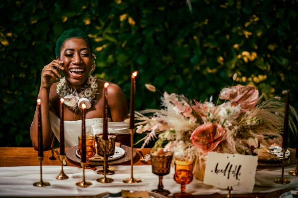 Lush Fantasy Chicago Wedding Inspiration Lakeshore in Love Tuan B (6)