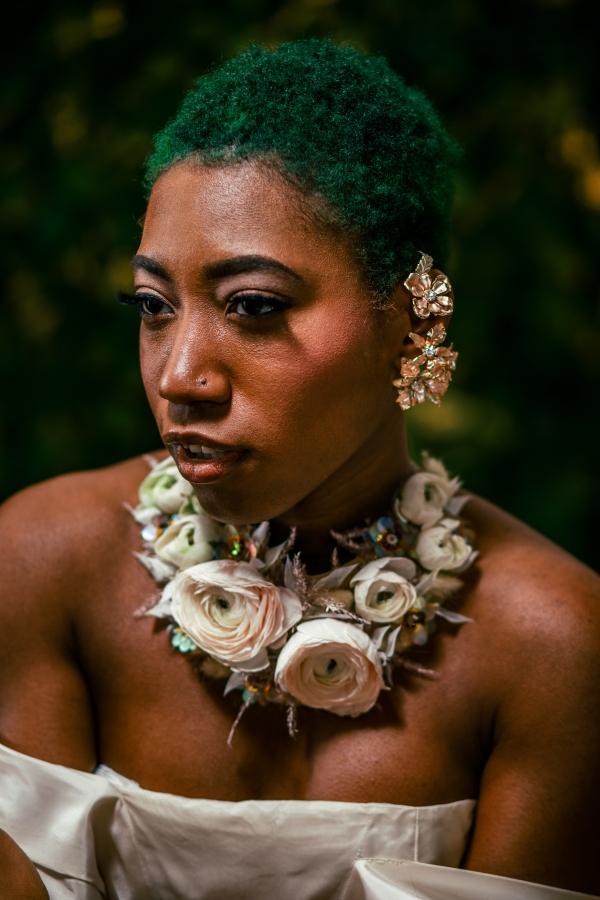 Lush Fantasy Chicago Wedding Inspiration Lakeshore in Love Tuan B (7)