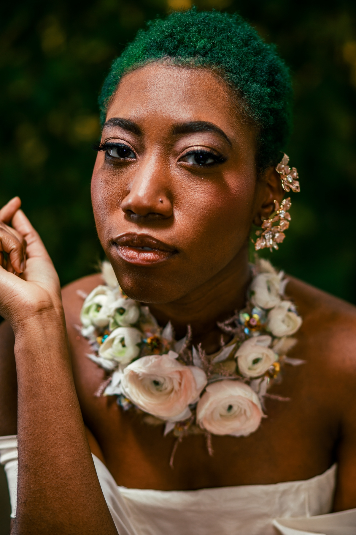 Lush Fantasy Chicago Wedding Inspiration Lakeshore in Love Tuan B 8