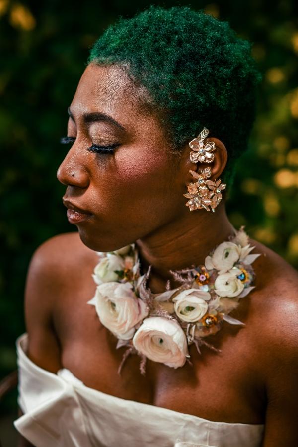Lush Fantasy Chicago Wedding Inspiration Lakeshore in Love Tuan B (9)