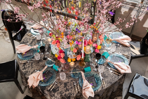 Luxe Floral Chicago Wedding Inspiration Lakeshore in Love Cristina G Photography (16)