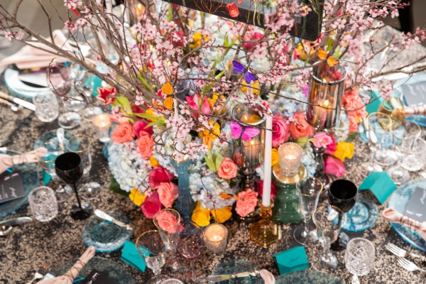 Luxe Floral Chicago Wedding Inspiration Lakeshore in Love Cristina G Photography (18)