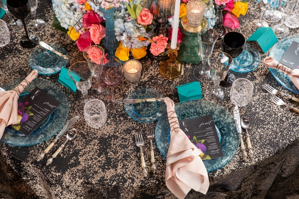 Luxe Floral Chicago Wedding Inspiration Lakeshore in Love Cristina G Photography (19)