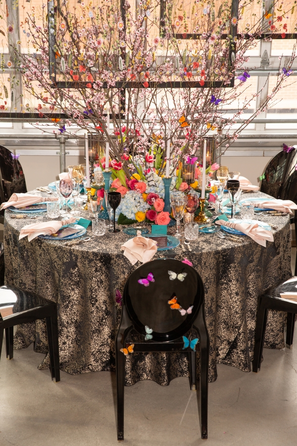 Luxe Floral Chicago Wedding Inspiration Lakeshore in Love Cristina G Photography (25)