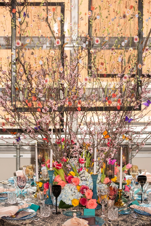 Luxe Floral Chicago Wedding Inspiration Lakeshore in Love Cristina G Photography (30)