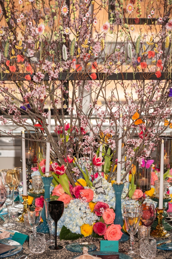 Luxe Floral Chicago Wedding Inspiration Lakeshore in Love Cristina G Photography (31)