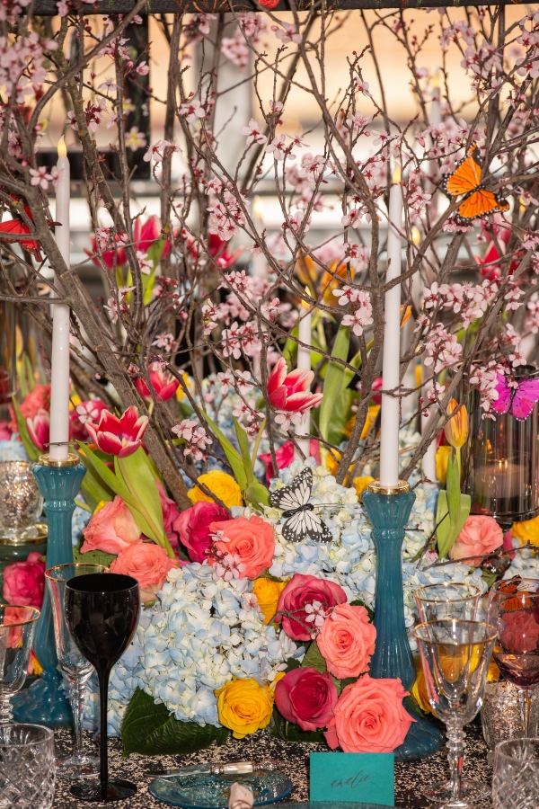 Luxe Floral Chicago Wedding Inspiration Lakeshore in Love Cristina G Photography (32)