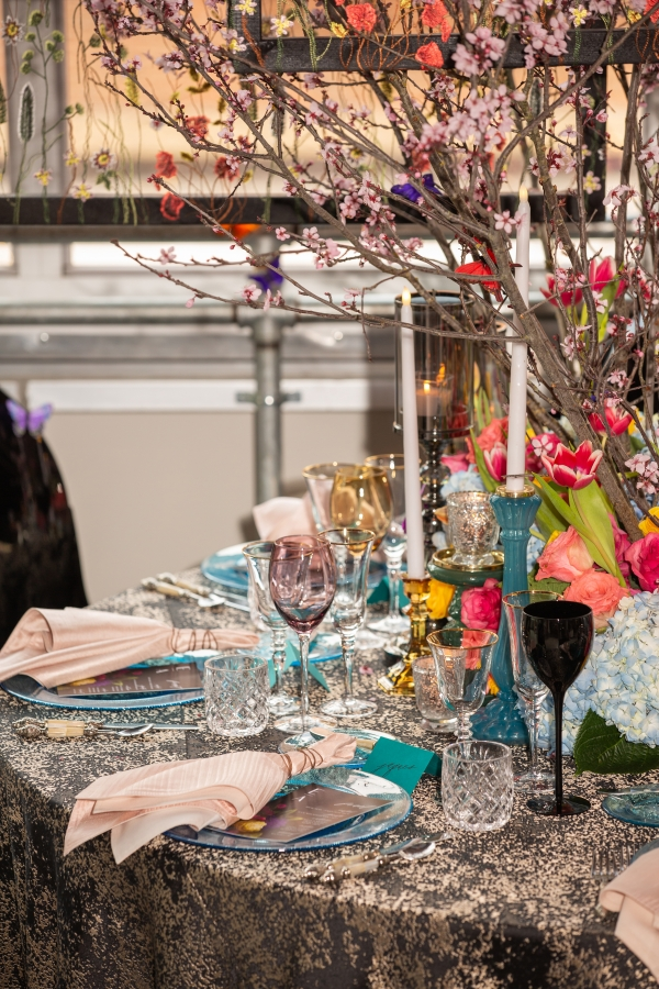 Luxe Floral Chicago Wedding Inspiration Lakeshore in Love Cristina G Photography (33)