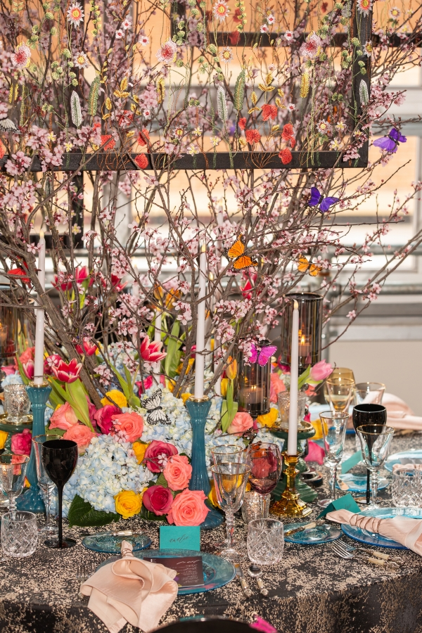 Luxe Floral Chicago Wedding Inspiration Lakeshore in Love Cristina G Photography (34)