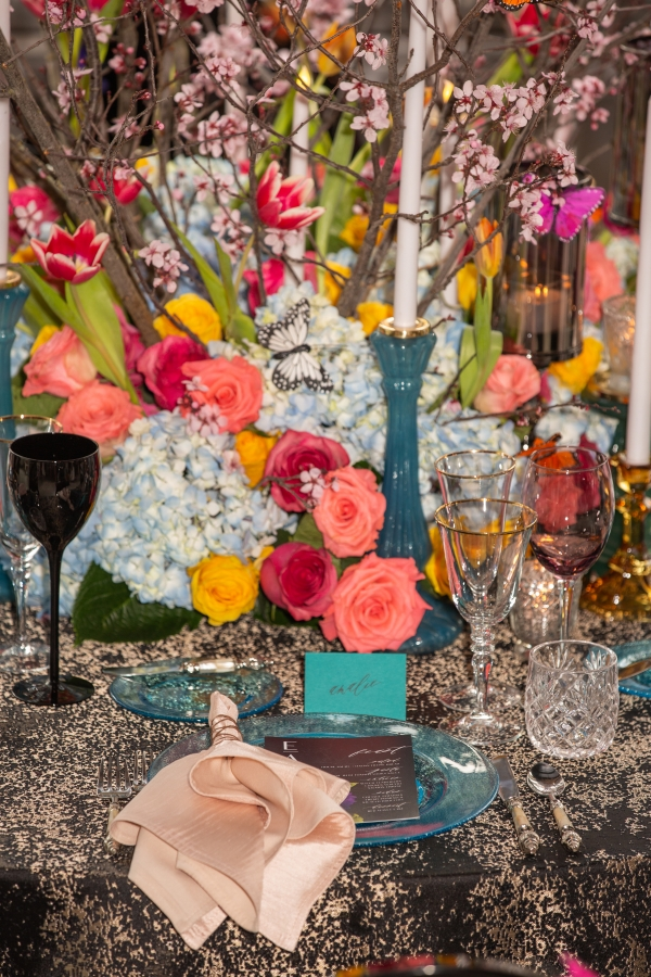 Luxe Floral Chicago Wedding Inspiration Lakeshore in Love Cristina G Photography (35)