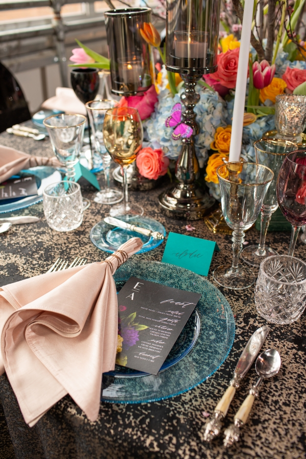Luxe Floral Chicago Wedding Inspiration Lakeshore in Love Cristina G Photography (39)