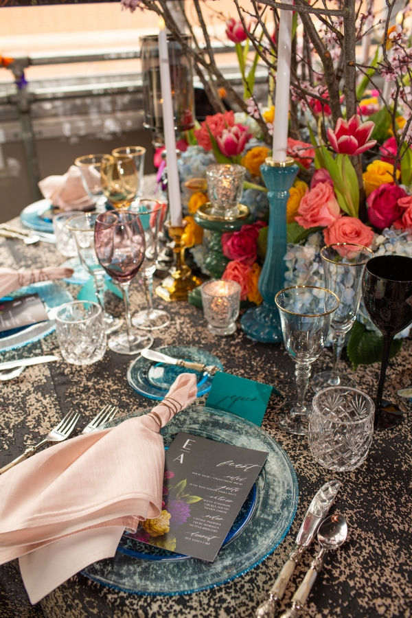 Luxe Floral Chicago Wedding Inspiration Lakeshore in Love Cristina G Photography (40)