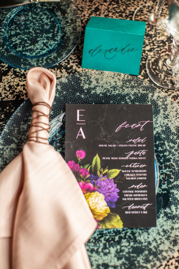 Luxe Floral Chicago Wedding Inspiration Lakeshore in Love Cristina G Photography (43)