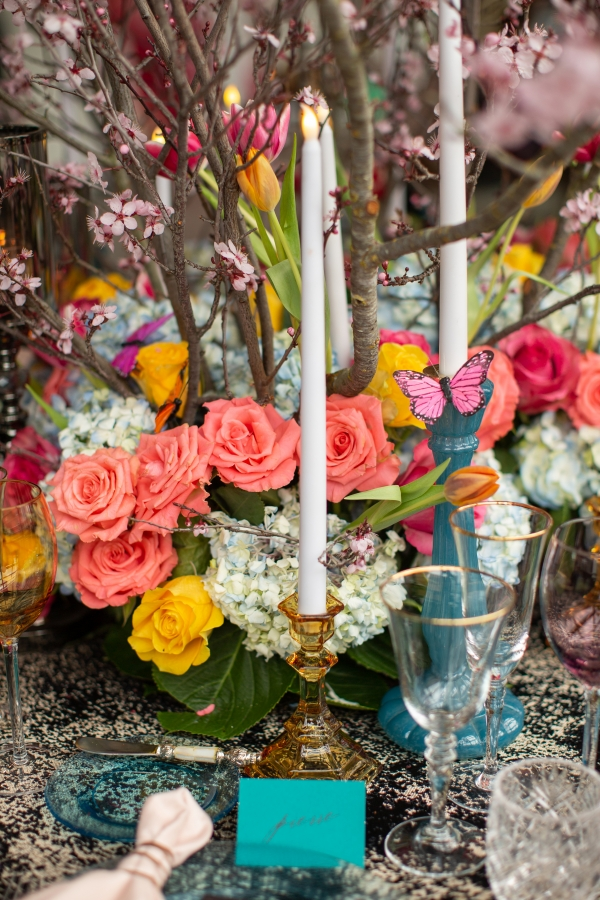 Luxe Floral Chicago Wedding Inspiration Lakeshore in Love Cristina G Photography (46)